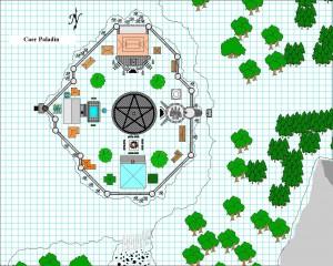 Caer Paladins map 3